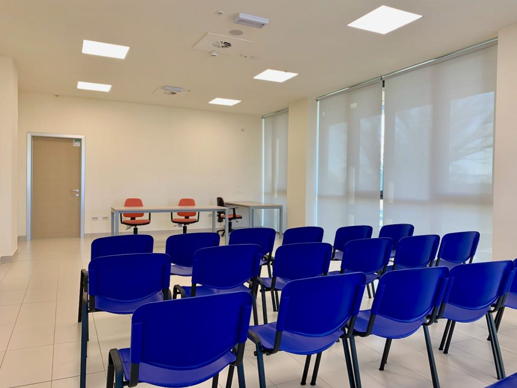 REMS REGGIO EMILIA Conference Rooms