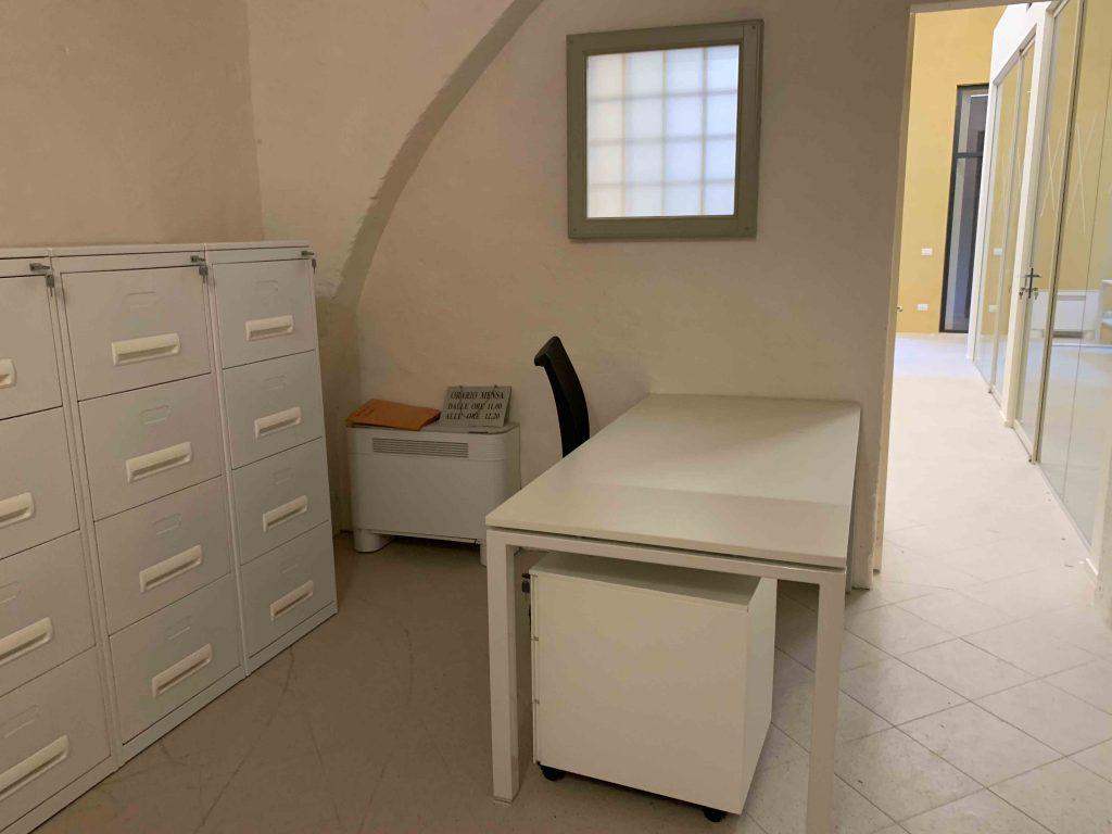 uffici,Arredo, Belle, arti, boxpolifunziali, mobili, arredamento, cartongesso, cristallo, luce, fonoimpedenza,
